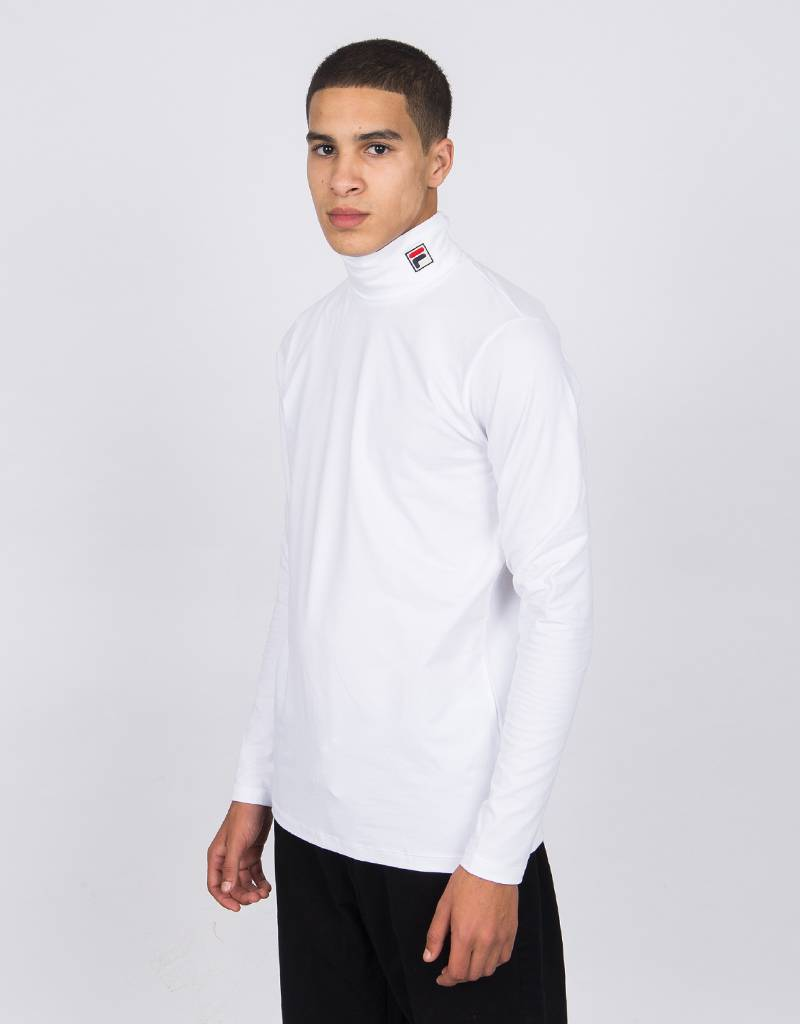 Fila Roll Neck White