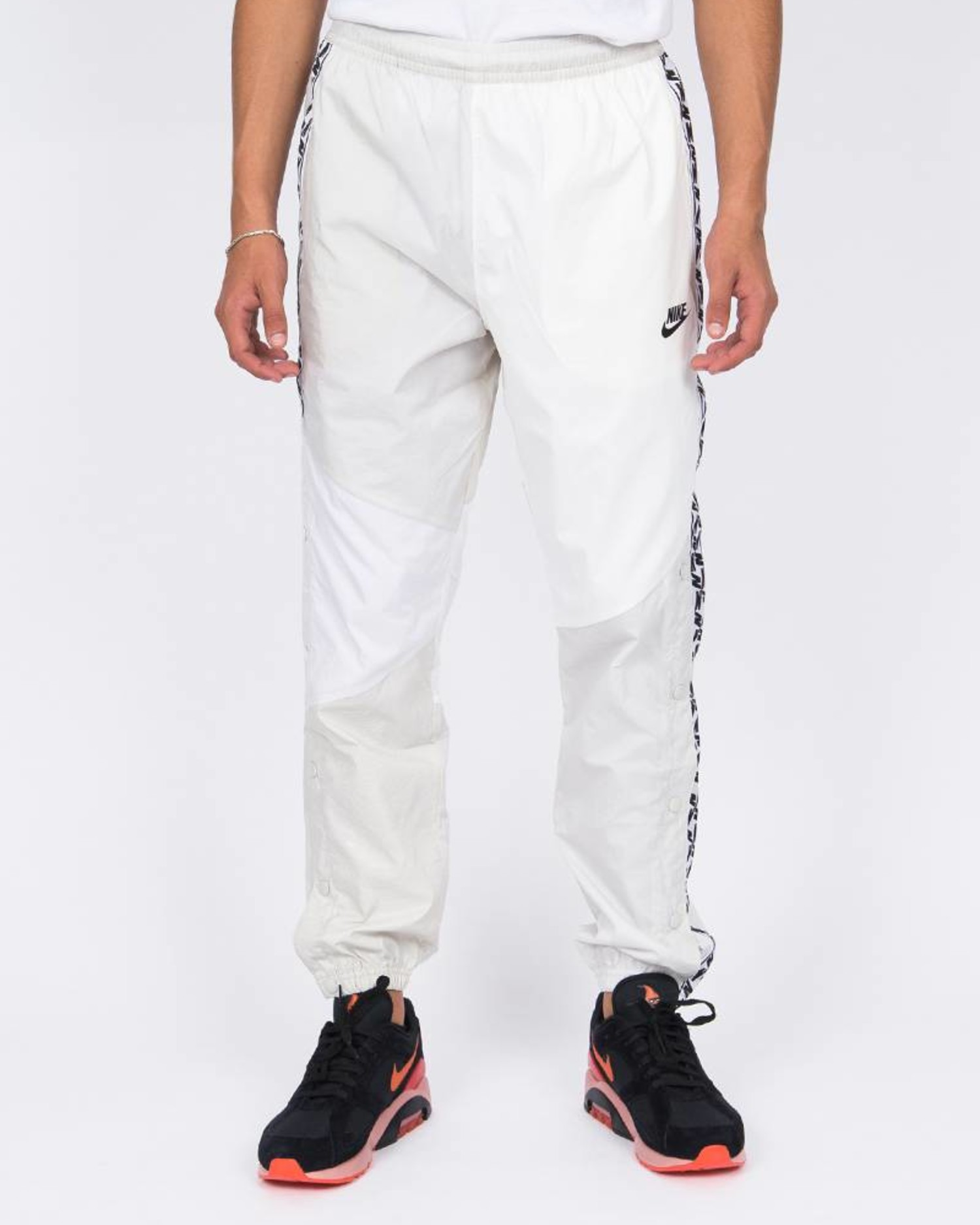 Nike Taped Woven Pant Sail/White/Light Bone/Black