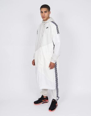 Nike Nike Nsw Taped Woven Long Jacket