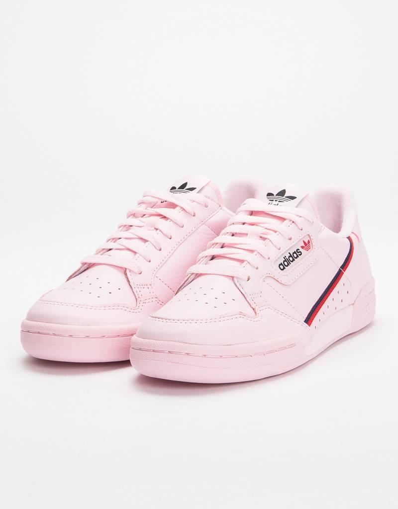 Adidas Continental 80 Cpink/Scarle/Conavy