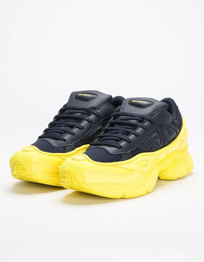 adidas by Raf Simons Ozweego Black/Yellow