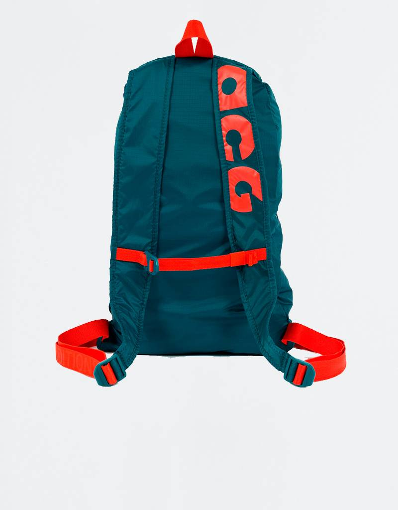 Nike ACG Packable Backpack Geode Teal/Geode Teal/Habanero Red