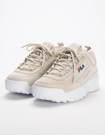 Fila Disruptor S low Wmn Chateau Gray