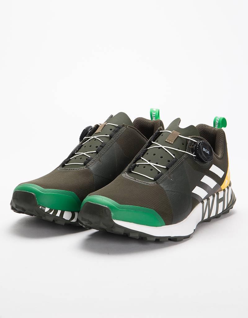 c395da0fe41c Adidas Consortium White Mountaineering Terrex Two Boa Khaki - Avenue Store