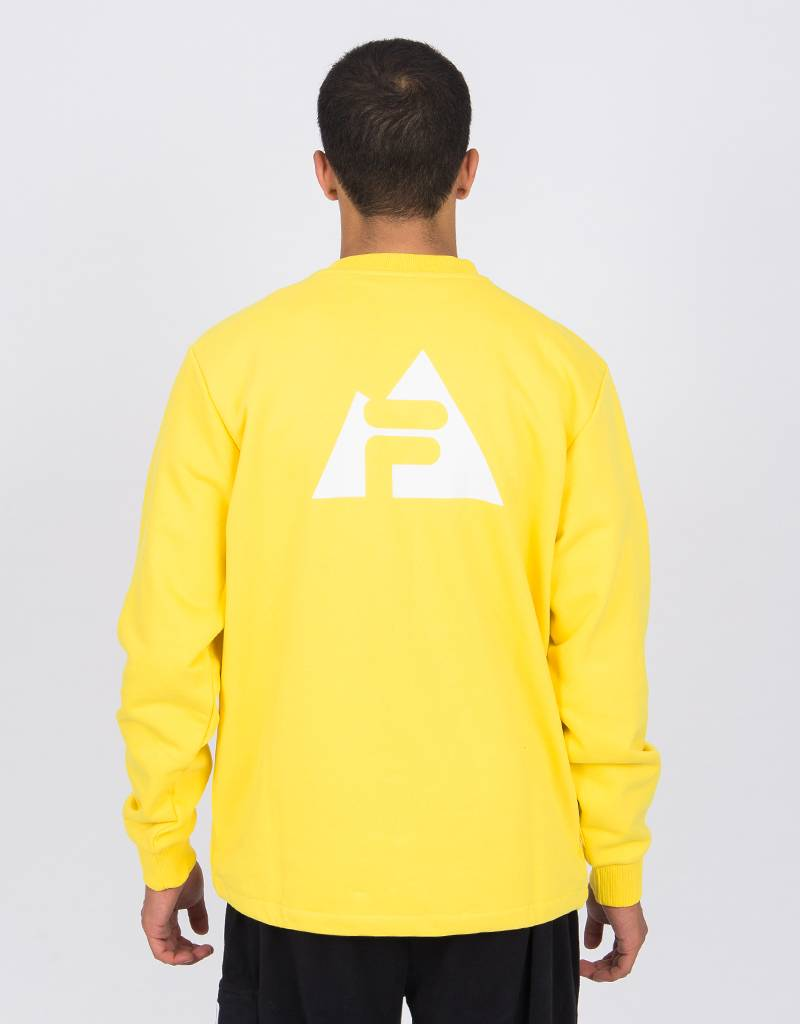 Fila Huck Crew Vibrant Yellow
