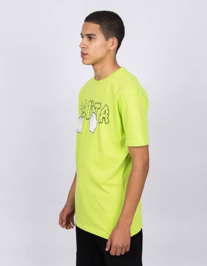 Patta T-Shirt Acid Lime
