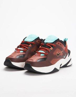 Nike Nike M2K Tekno Mahogany Mink/Black Burnt Orange