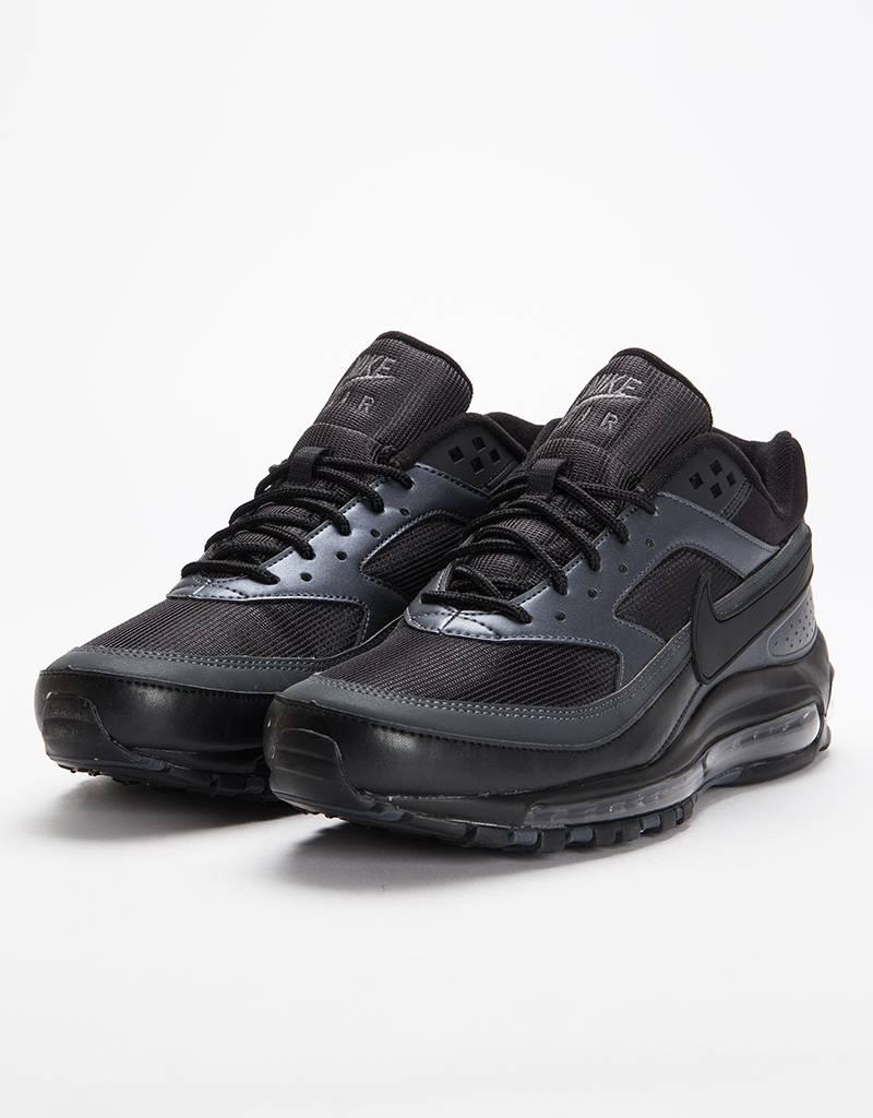 Nike Air Max 97/BW Black/Black-Mtlc Hematite