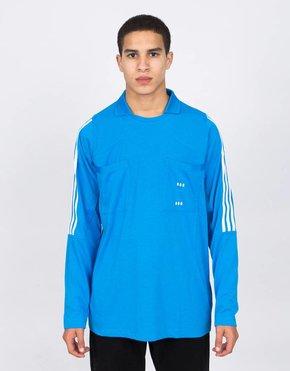 Adidas Adidas 72 HR Longsleeve Tee Bright Blue