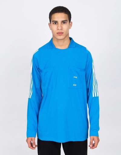 Adidas 72 HR Longsleeve Tee Bright Blue