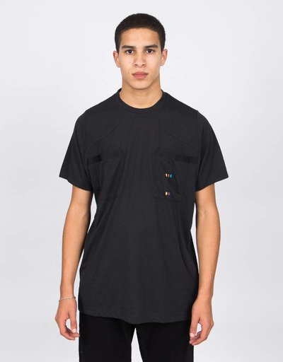 Adidas 72 HR Shortsleeve Tee Bright Black