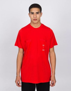 Adidas Adidas 72 HR Shortsleeve Tee Bright Red
