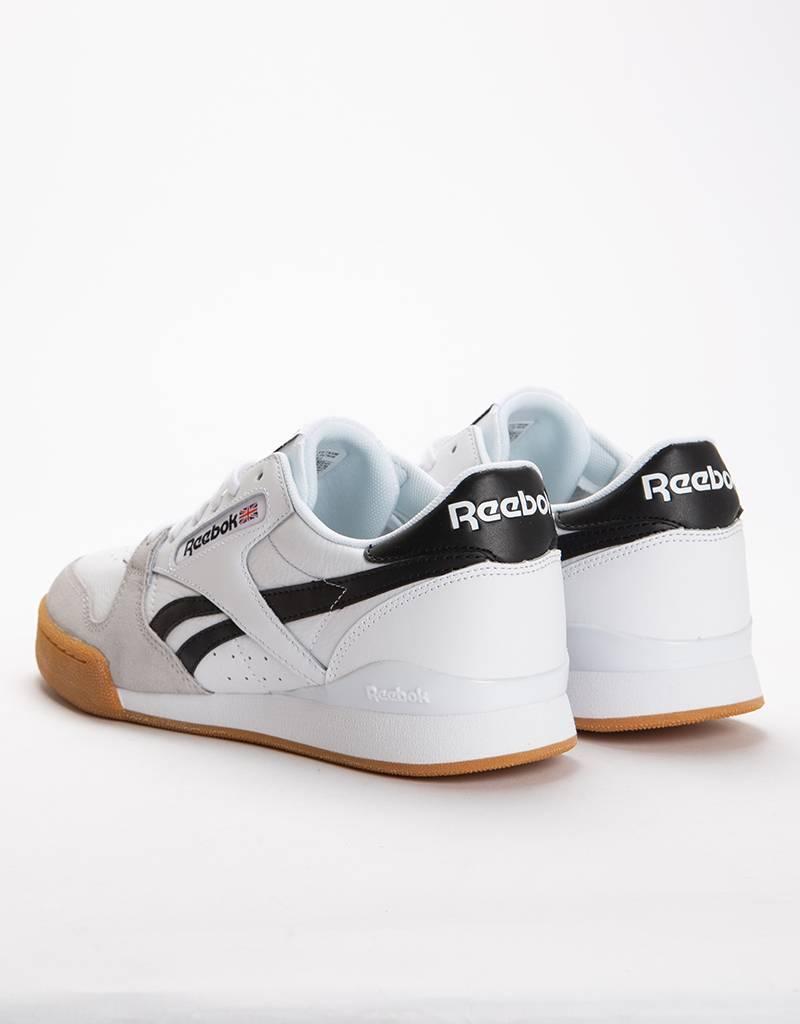 Reebok Phase 1 Pro Mu Gum-White/Black/Snow