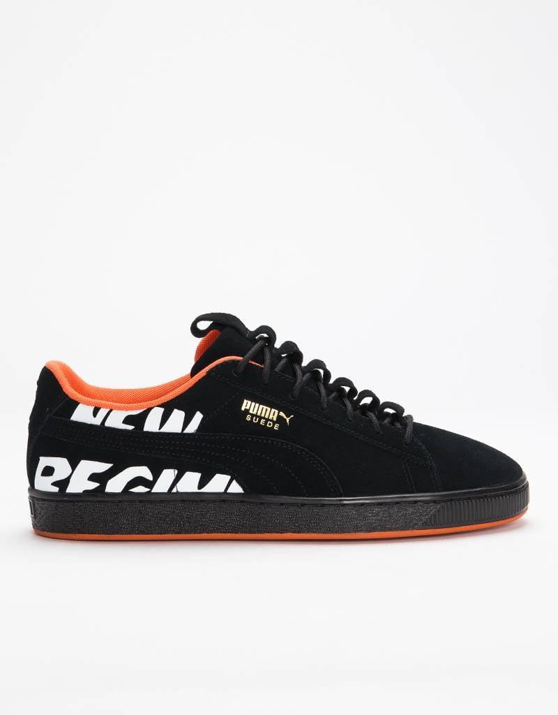 Puma Suede Anr Black/Black