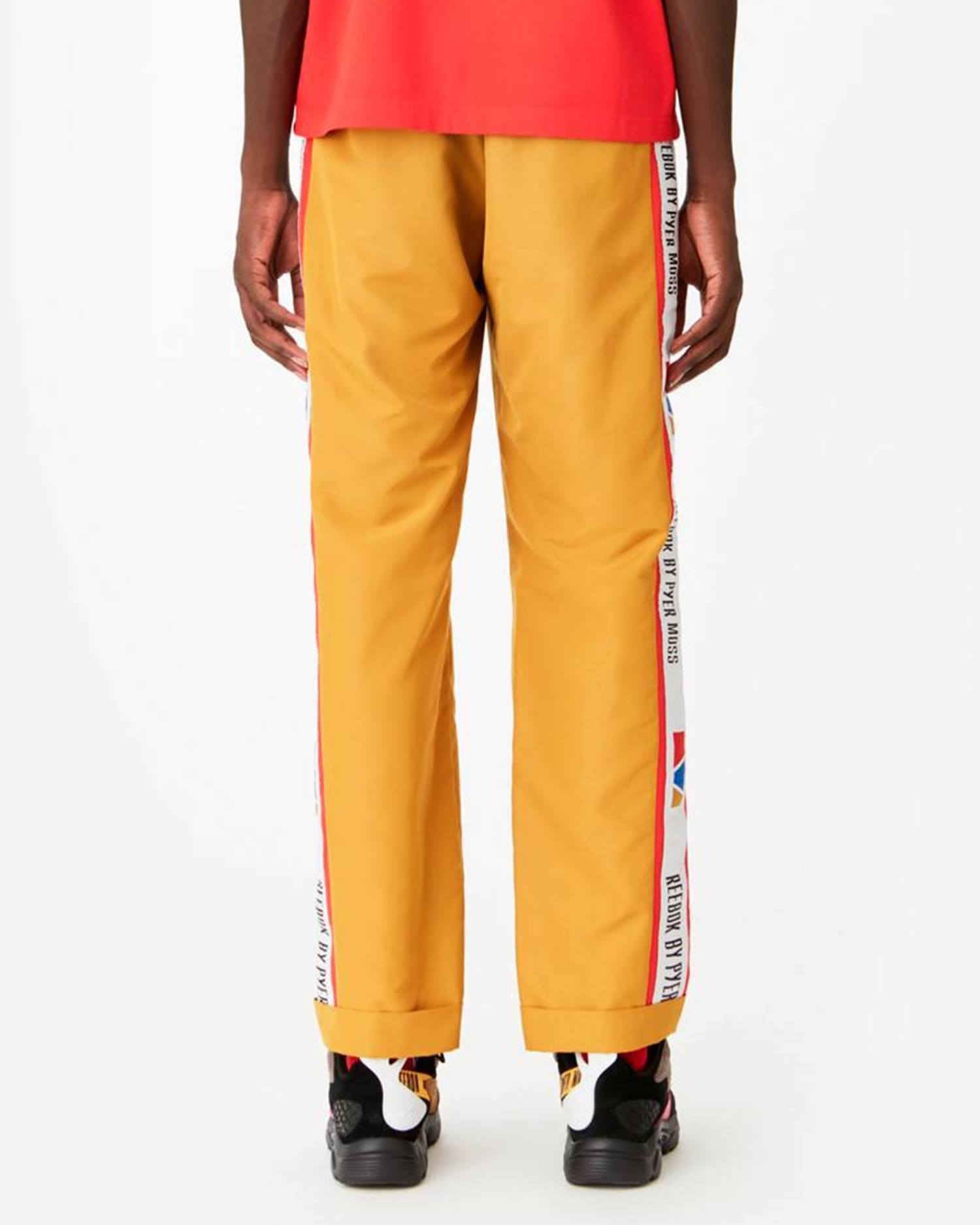 Reebok by Pyer Moss Taped Trousers Wilkha