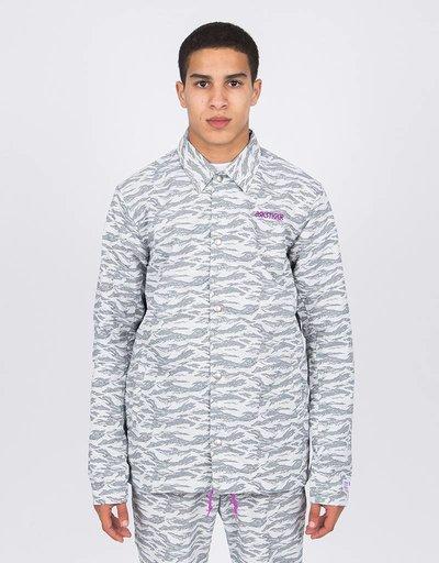 Asics Atmos X Solebox Camo Jacket