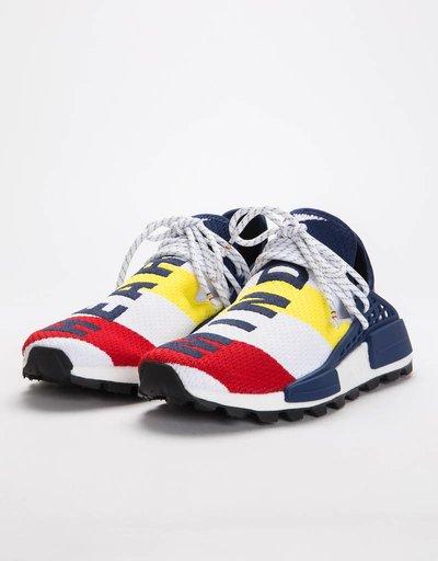 Adidas Hu NMD BBC Ftwr white/Scarlet/Dark Blue