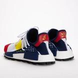 Adidas by Pharrell Williams Hu NMD BBC Ftwr white/Scarlet/Dark Blue
