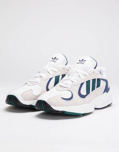 Adidas YUNG-1 Ftwwht/Nobgrn/Dkblue