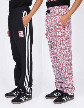 Adidas Adidas X Have A Good Time Reversible Trackpant Black