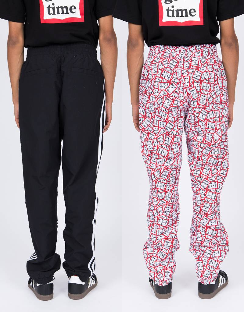 Adidas X Have A Good Time Reversible Trackpant Black