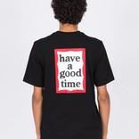 Adidas X Have A Good Time T-Shirt Black