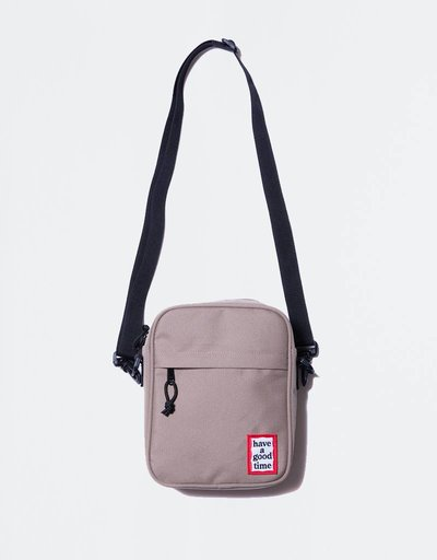 Have A Good Time Frame Shoulder Bag Sand