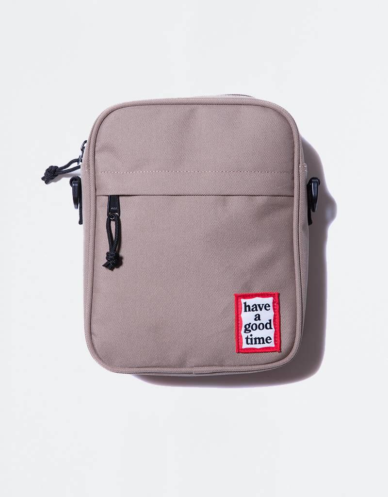 Have A Good Time Frame Shoulder Bag Sand