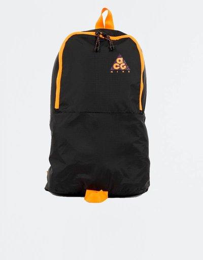Nike ACG Packable Backpack Night Purple/Black/Bright Mandarin