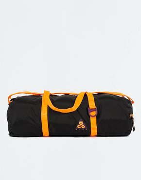 Nike Nike ACG Packable Duffle Bag Night Purple/Black/Bright Mandarin