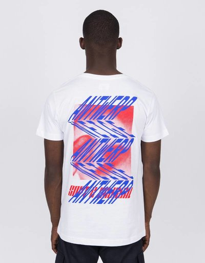 Neige x Avenue Antwerp Tee White