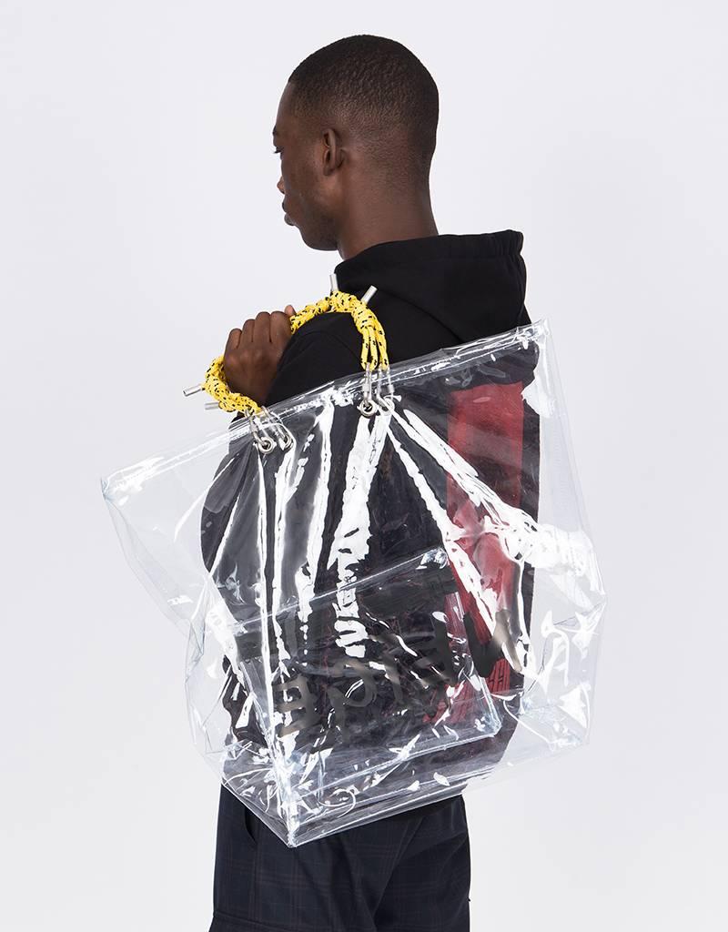 Neige PVC Shopper Bag