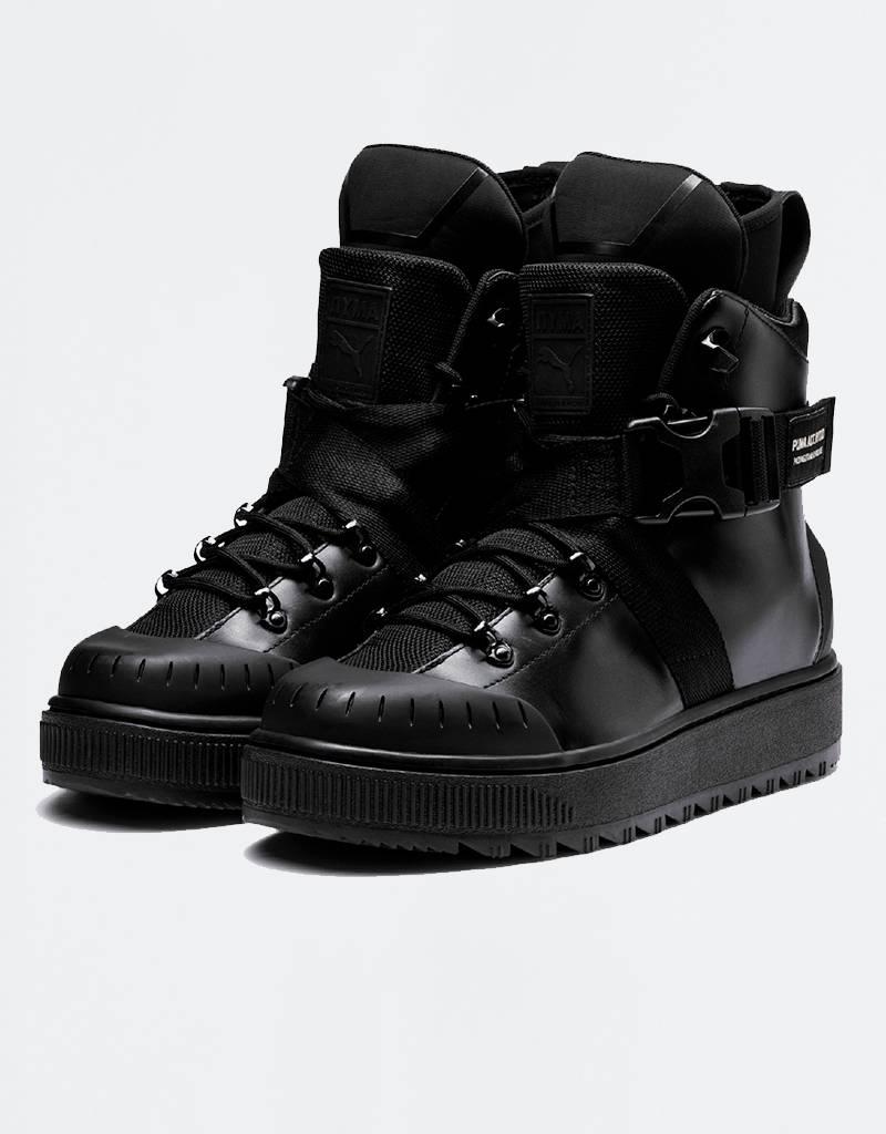 Puma Ren Boot O.Moscow Puma Black