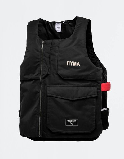 Puma X O.Moscow Vest Puma Black