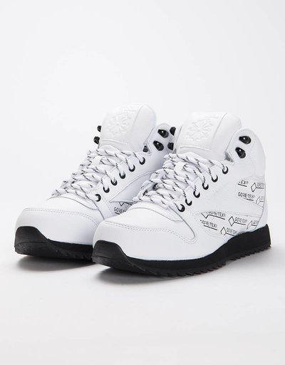 Reebok cl leather Mid Dripp White/Black