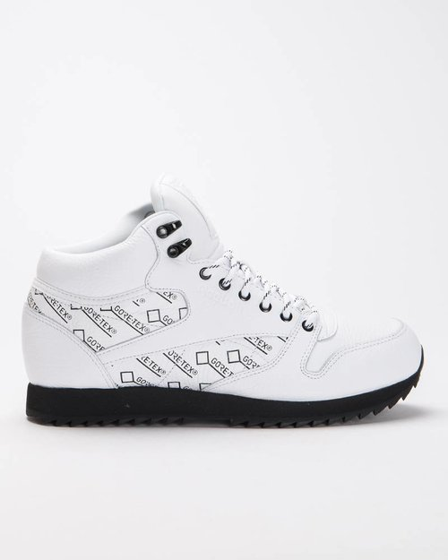 Reebok Reebok cl leather Mid Dripp White/Black