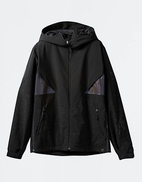 Adidas Adidas By Bape Snow Jacket Black