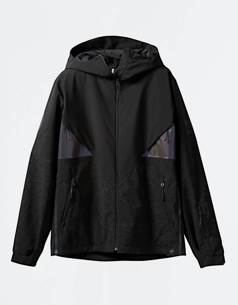 Adidas By Bape Snow Jacket Black