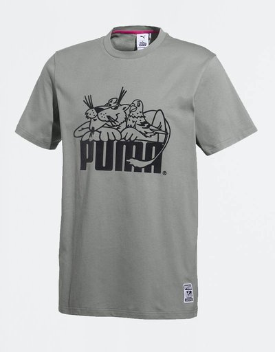 Puma X Staple Pigeon Tee Limestone