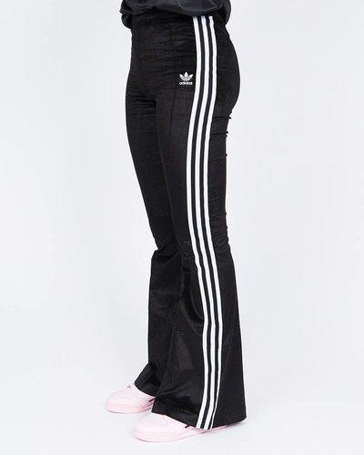 Adidas Flared Trackpant Black