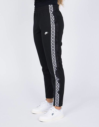 Nike Womens NSW Taped Pant Poly black/White