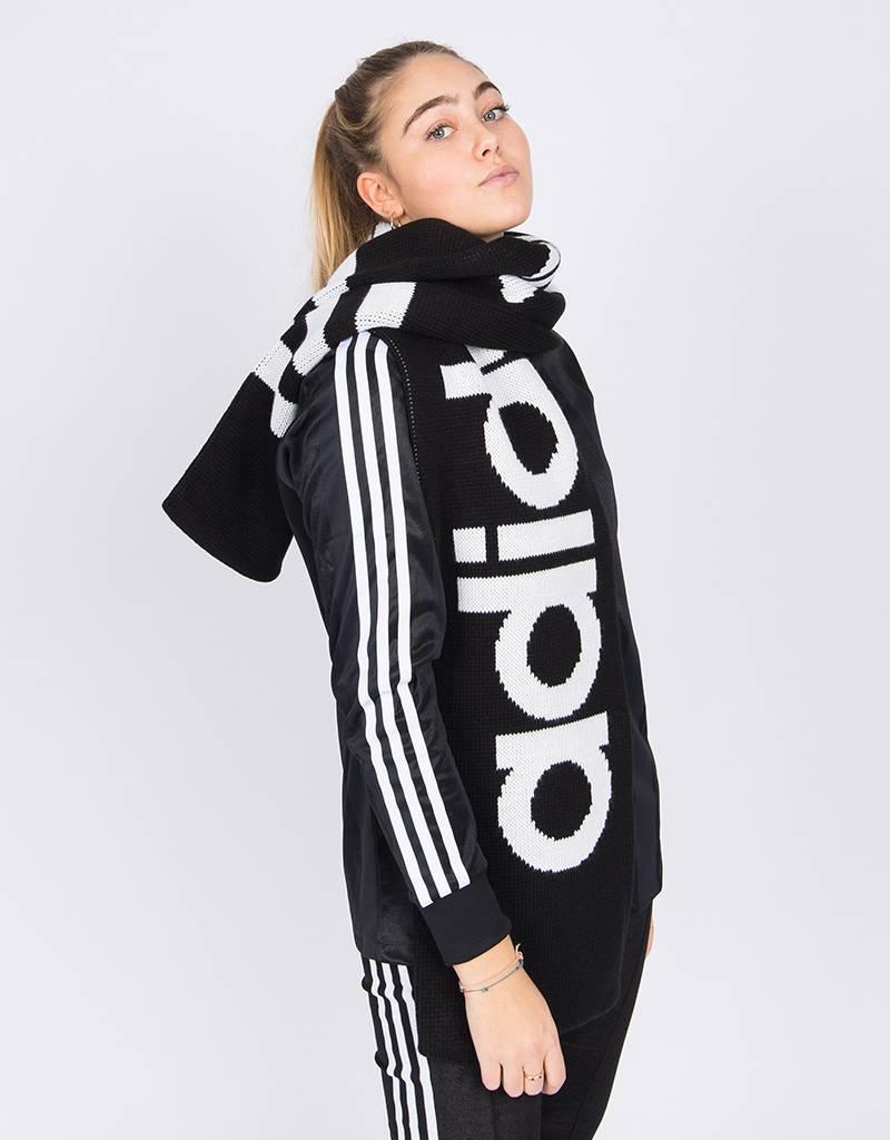 Adidas Scarf Black White