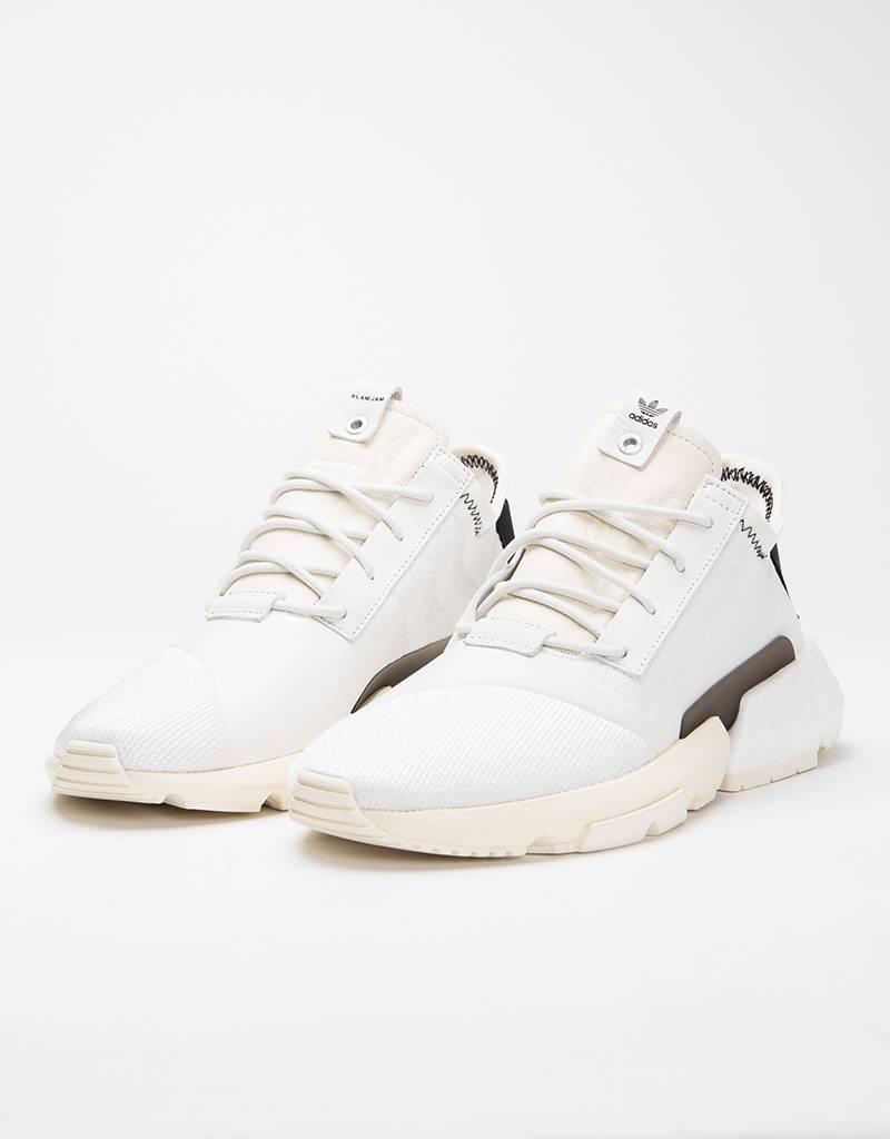 0c96a092e054 Adidas POD-S3.1 Slam Jam Ftwr White Ftwr White Ftwr White - Avenue Store