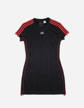 Adidas Alexander Wang X Adidas Dress Black/Coral Red