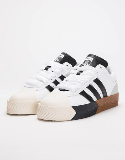 adidas Originals by Alexander Wang Skate Super White/Core Black/Tech Silver