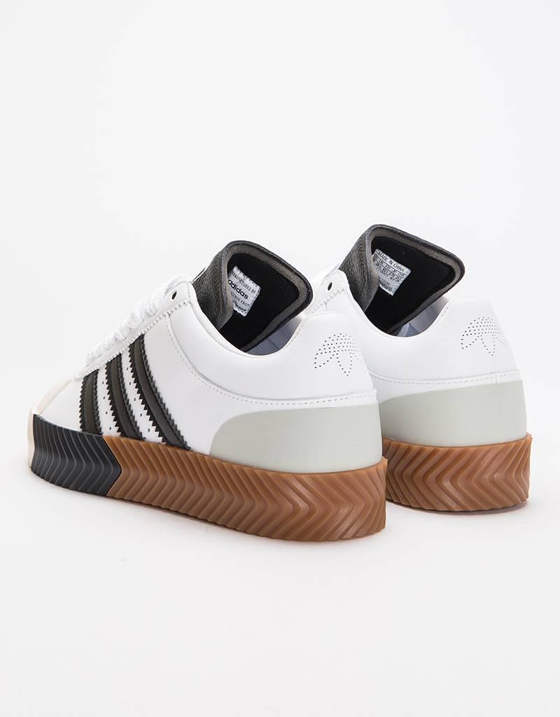 adidas Originals by Alexander Wang Skate Super White/Core Black/Tech Silver