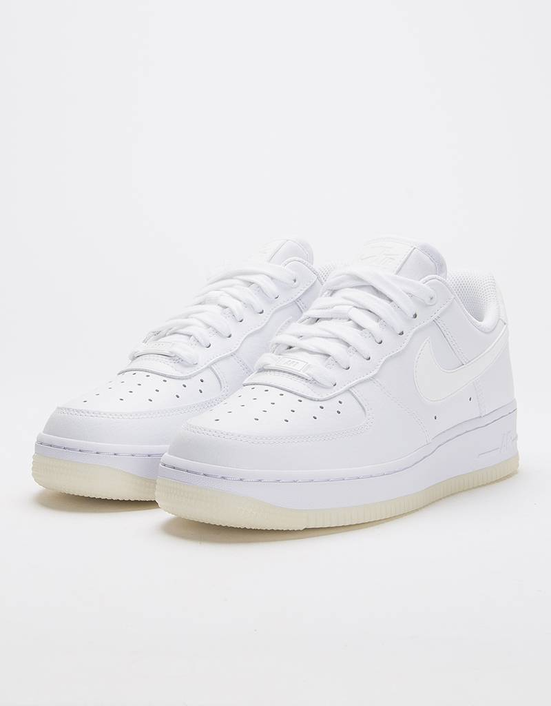 timeless design 7b2cd b4498 Nike Wmns Air Force 1  07 essential White White-White - Avenue Store