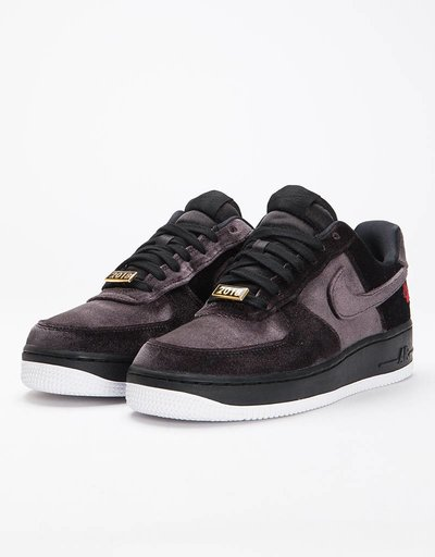 "Nike Air Force 1 ""Rose"" '07 QS Black/Black-White"