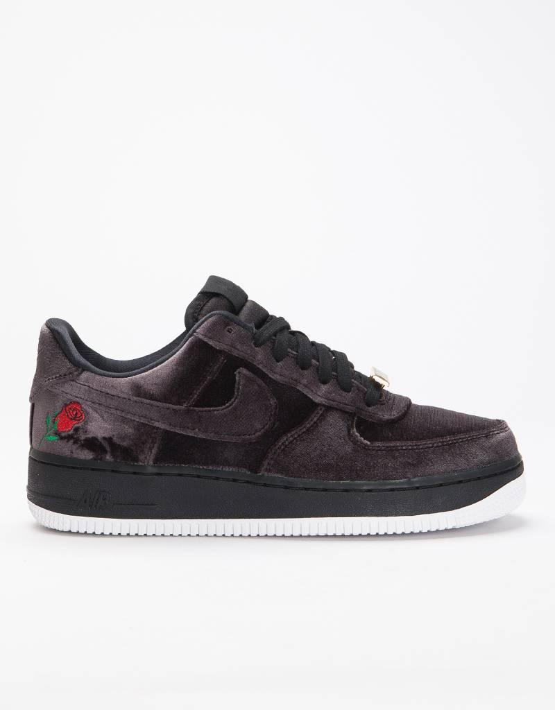 "Nike Air Force 1 ""Rose"" '07 QS Black/Black-White"