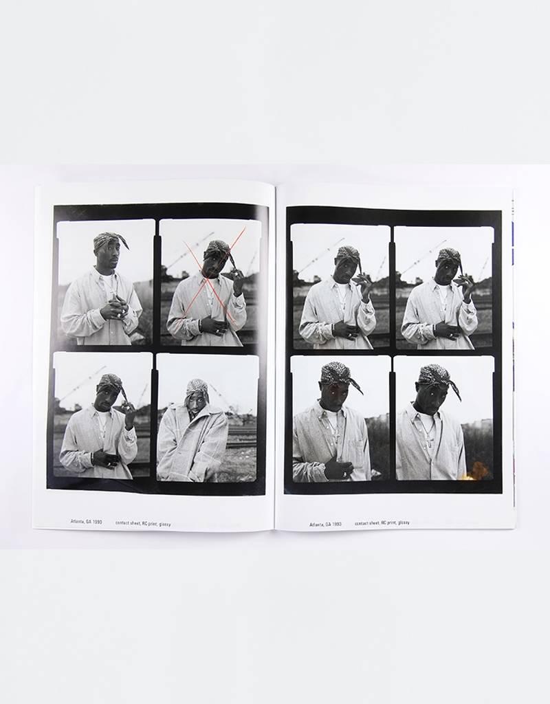 Dana Lixenberg Tupac Biggie Book Black/White
